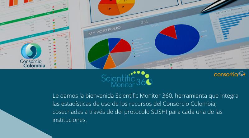 ANÁLISIS DE ESTADÍSTICAS DE USO- CONSORCIO COLOMBIA UNA MIRADA 360