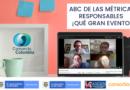 ABC de las Métricas Responsables ¡Qué gran evento!